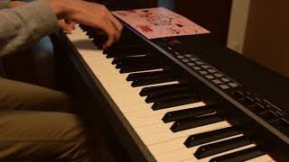 星野源『ギャグ』ピアノ カバー live ver.