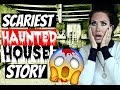 SCARIEST HAUNTED HOUSE STORY | STORYTIME