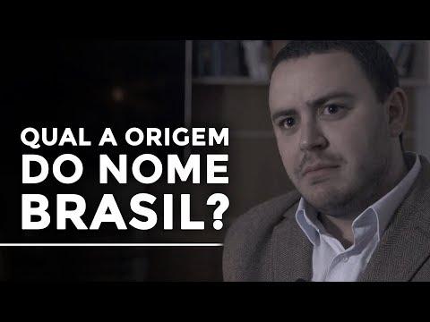 Qual A Origem Do Nome Brasil? | Thomas Giulliano
