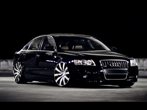 audi a6 tuning s line youtube. Black Bedroom Furniture Sets. Home Design Ideas