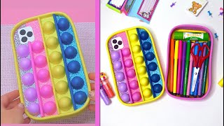 how to make a POP IT pencil case in the form of an iPad