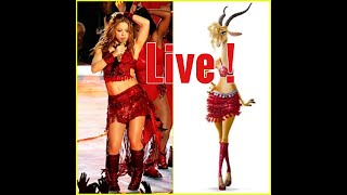 Try Everything Shakira Ft Gazelle Super Bowl Halftime Show Youtube