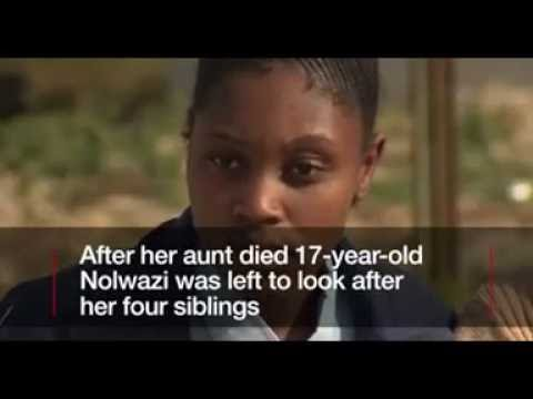 The South African village blighted by Aids   BBC News