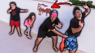 5 BRINCADEIRAS DE FESTA INFANTIL PARA CRIANÇAS