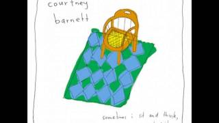 courtney barnett depreston audio