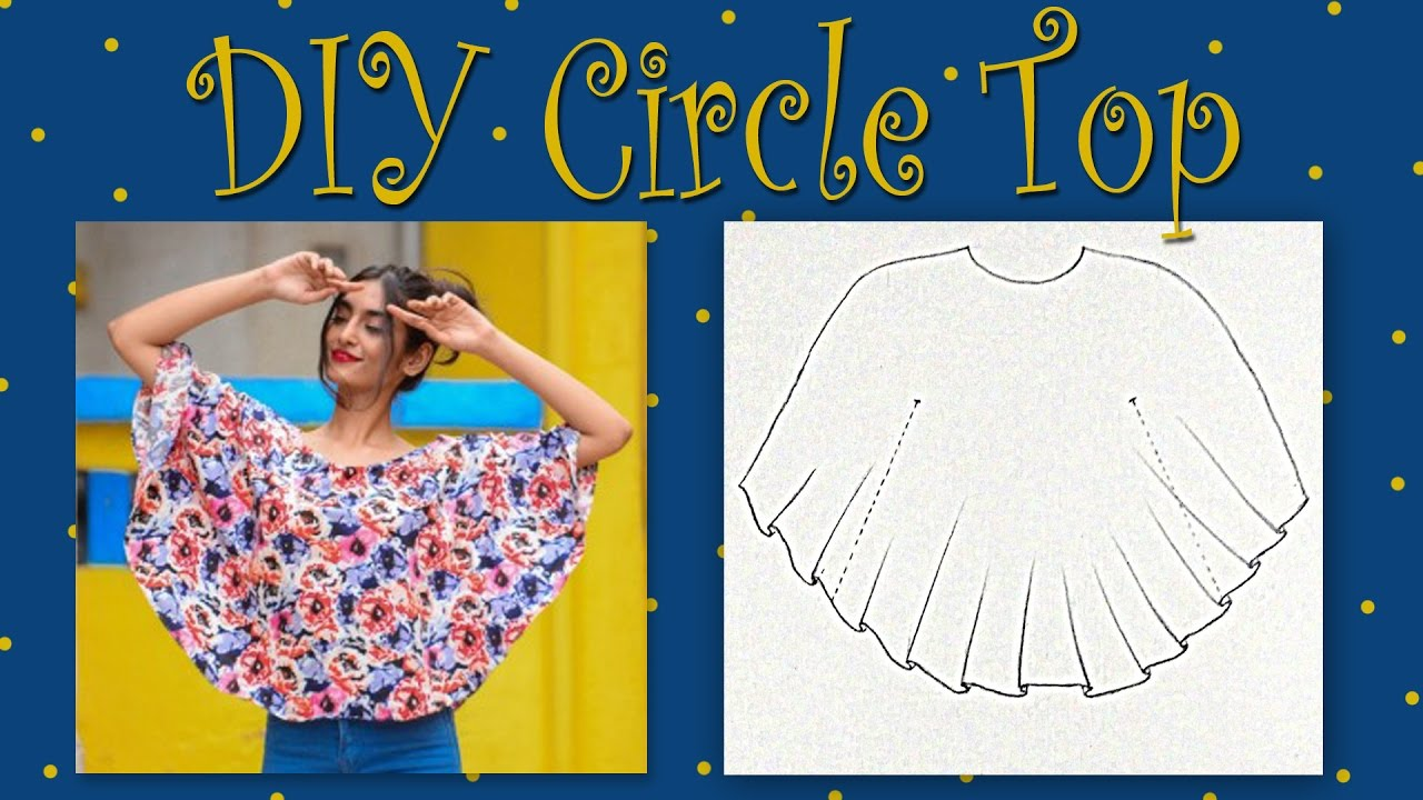 how to cut out a perfect circle
