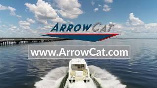 ArrowCat 42 Power Catamaran Walkthrough