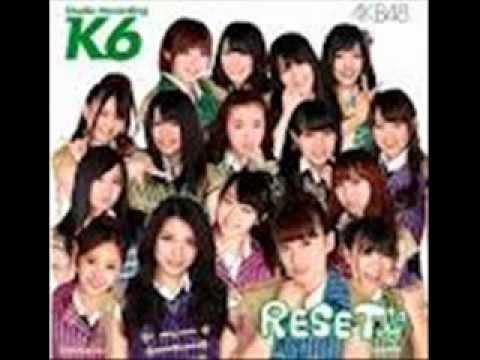 AKB48 teamK ウッホウッホホfull 歌詞付き