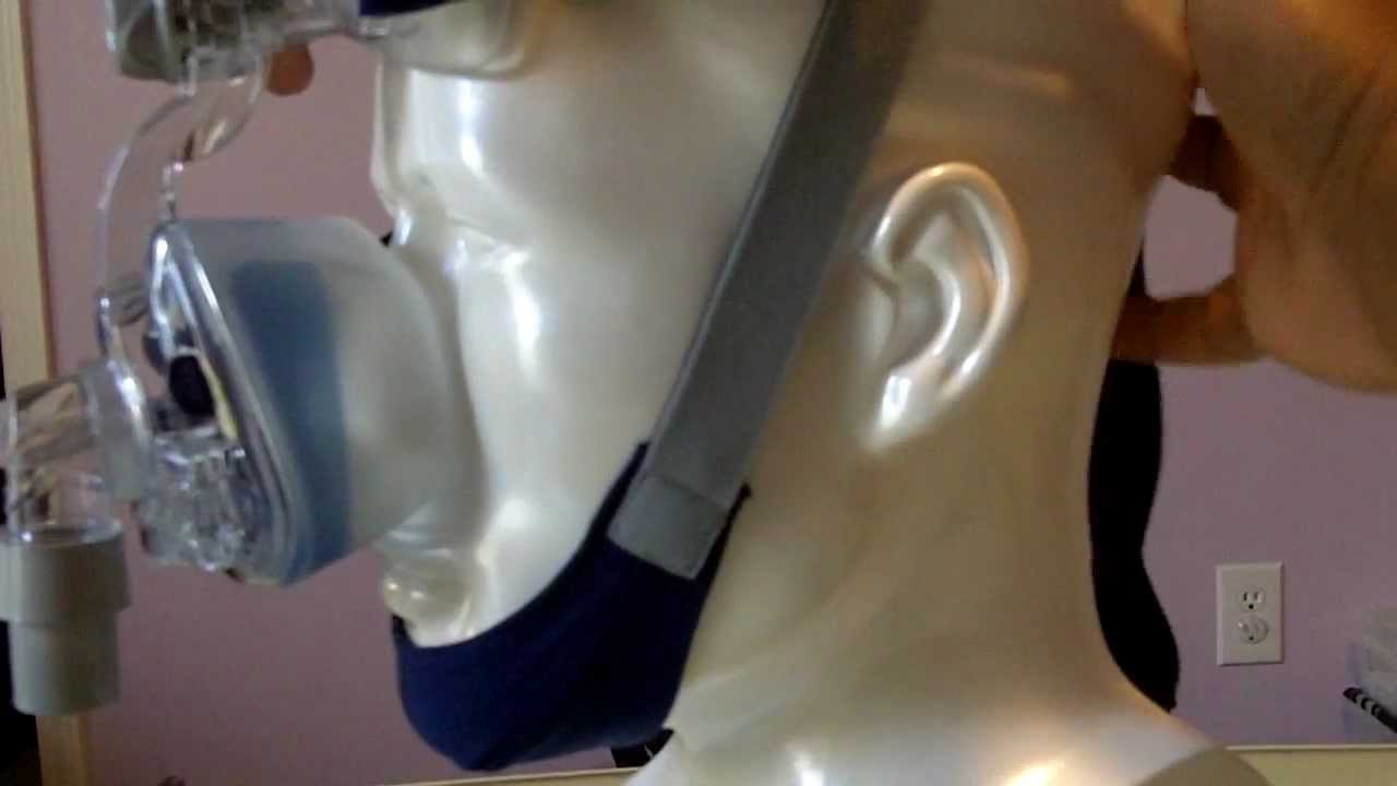 ResMed Chin Strap - what you Really Really need to know before buying It