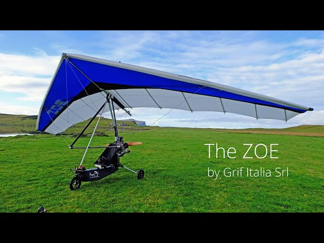 Introducing the Grif Zoe nanoflight sub-70 wing to the UK market