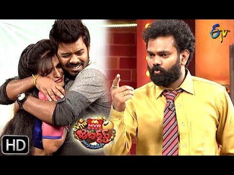 Sudigaali Sudheer Performance | Extra Jabardasth | 18th January 2019     | ETV Telugu