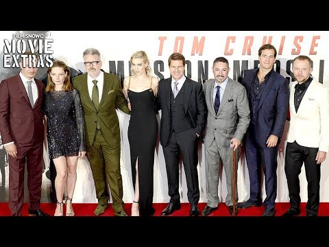 MISSION: IMPOSSIBLE FALLOUT | UK Premiere