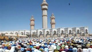 LIVE |  Prière du Vendredi à la Grande Mosquée  de Touba Ven. ven. 18 juin  2021