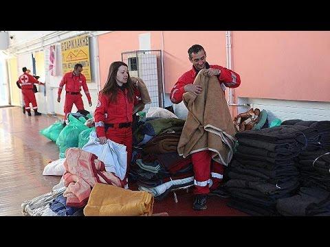 Girit Adası 700 kaçak göçmen için alarm durumunda