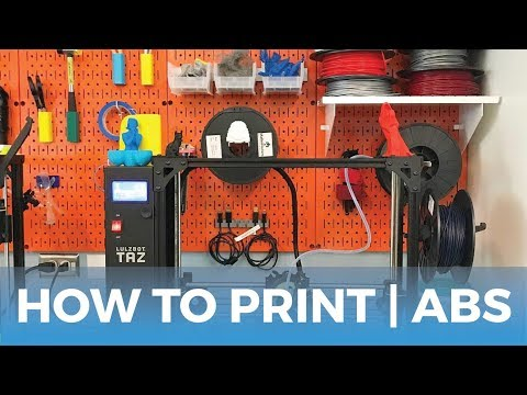 How To Succeed When Printing With ABS | MatterHackers
