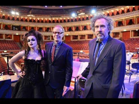 Danny Elfman & Helena Bonham-Carter sing Nightmare Before ...