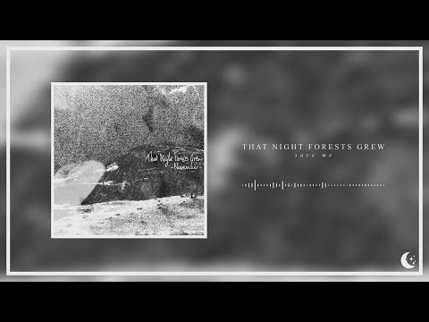 That Night Forests Grew - Save Me