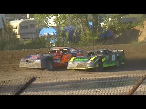 Street Stock Heat One | Genesee Speedway | 9-3-16