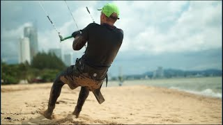 kite101: Foiling around
