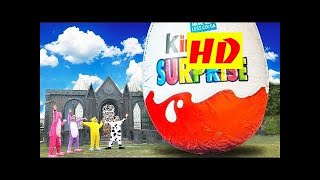 BOSS Kids Funny BaBy Go Home And Egg Surprise Giant For Kids & Children HD 2018
