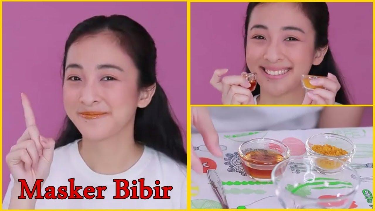 Mengembalikan Warna Asli Bibir Masker Youtube Restore Original Color Lip Mask