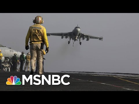 U.S. Strikes Syria, Now What? | Velshi & Ruhle | MSNBC