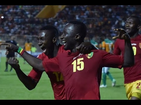 Guinea Win vs Ivory Coast 3-2 - AFRICA Cup of Nations 2019 Qualifier