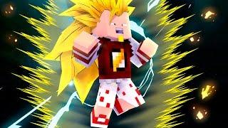 Minecraft: SUPER SAYAJIN 3 - DRAGON BLOCK C Ep.32 ‹ AMENIC ›