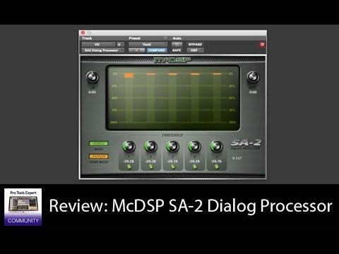 Review: McDSP SA-2 Dialog Processor