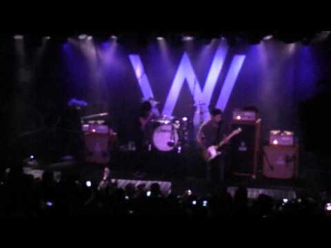 Sleeping With Sirens - full show - Melkweg Amsterdam 29-05-2013