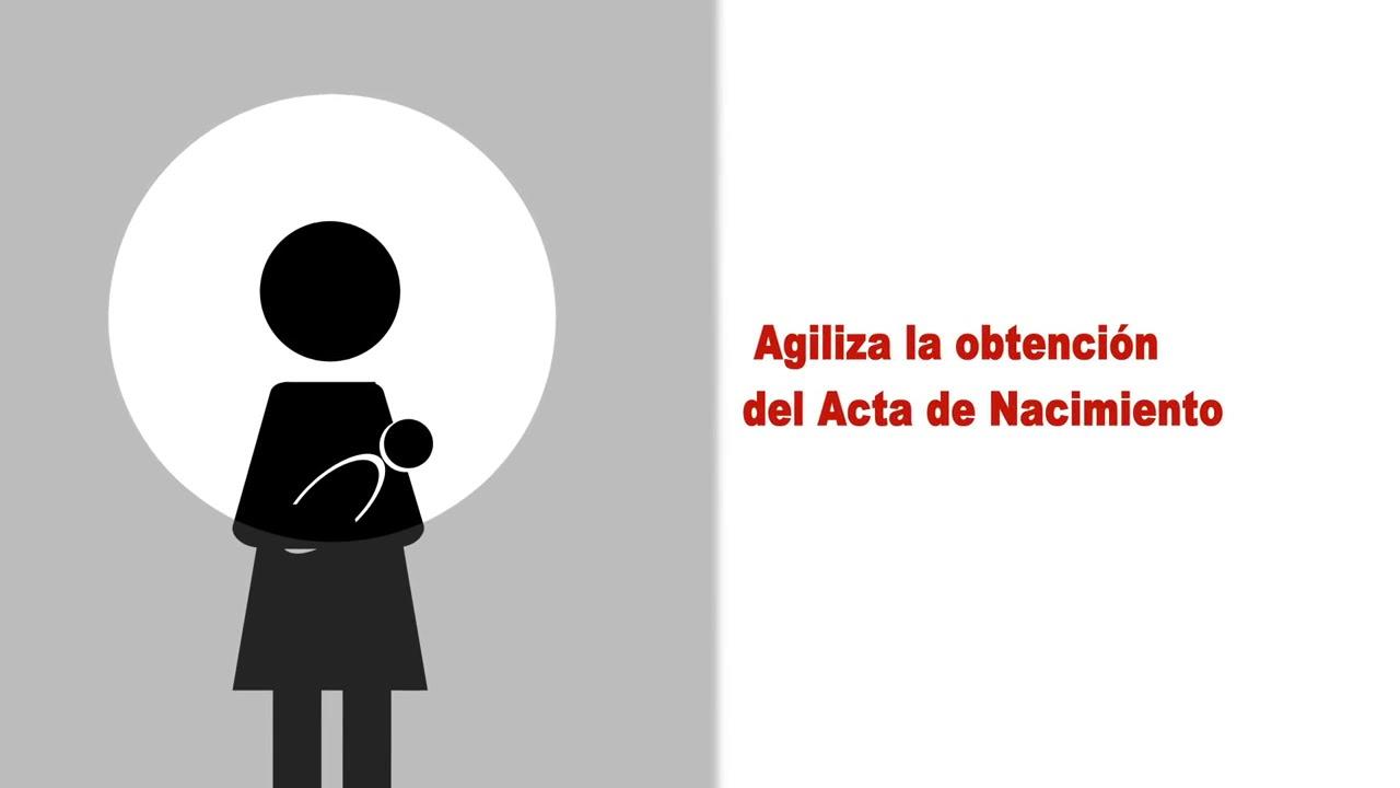Certificado Electrónico de Nacimiento de la Secretaría de Salud ...