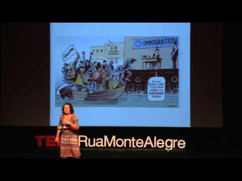 Deisy Ventura em TEDxRuaMonteAlegre
