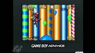 Aero the Acrobat Game Boy Gameplay_2002_06_25