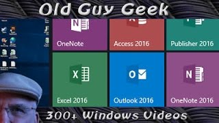 Get Different Colored Office Tiles in Windows 10 in One Easy Step