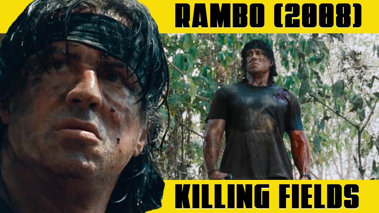 Download SYLVESTER STALLONE Killing Field | RAMBO (2008)