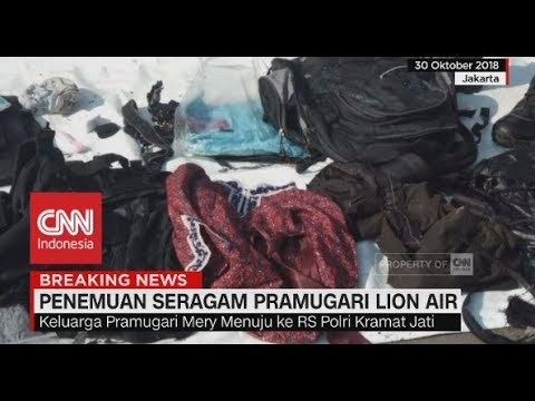 Penemuan Seragam Pramugari Lion Air Mp3