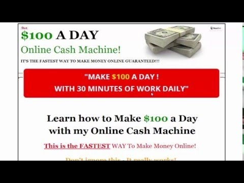 How To Earn 100 Dollars A Day Online Without Investment
