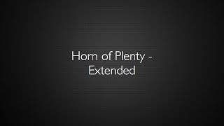 Hunger Games - Horn of Plenty (Extended)