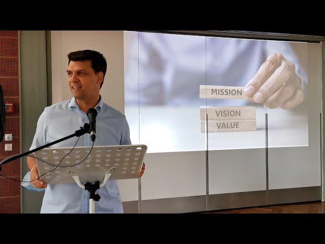 Die Mission - Jeder Christ ist ein Botschafter - Teil 2   Du bist ist ein Botschafter Jesu Christi