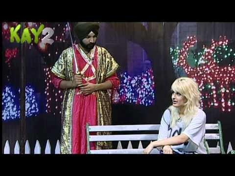 Rani Taj Interview at Islamabad (First Female Dholi from Kashmir)