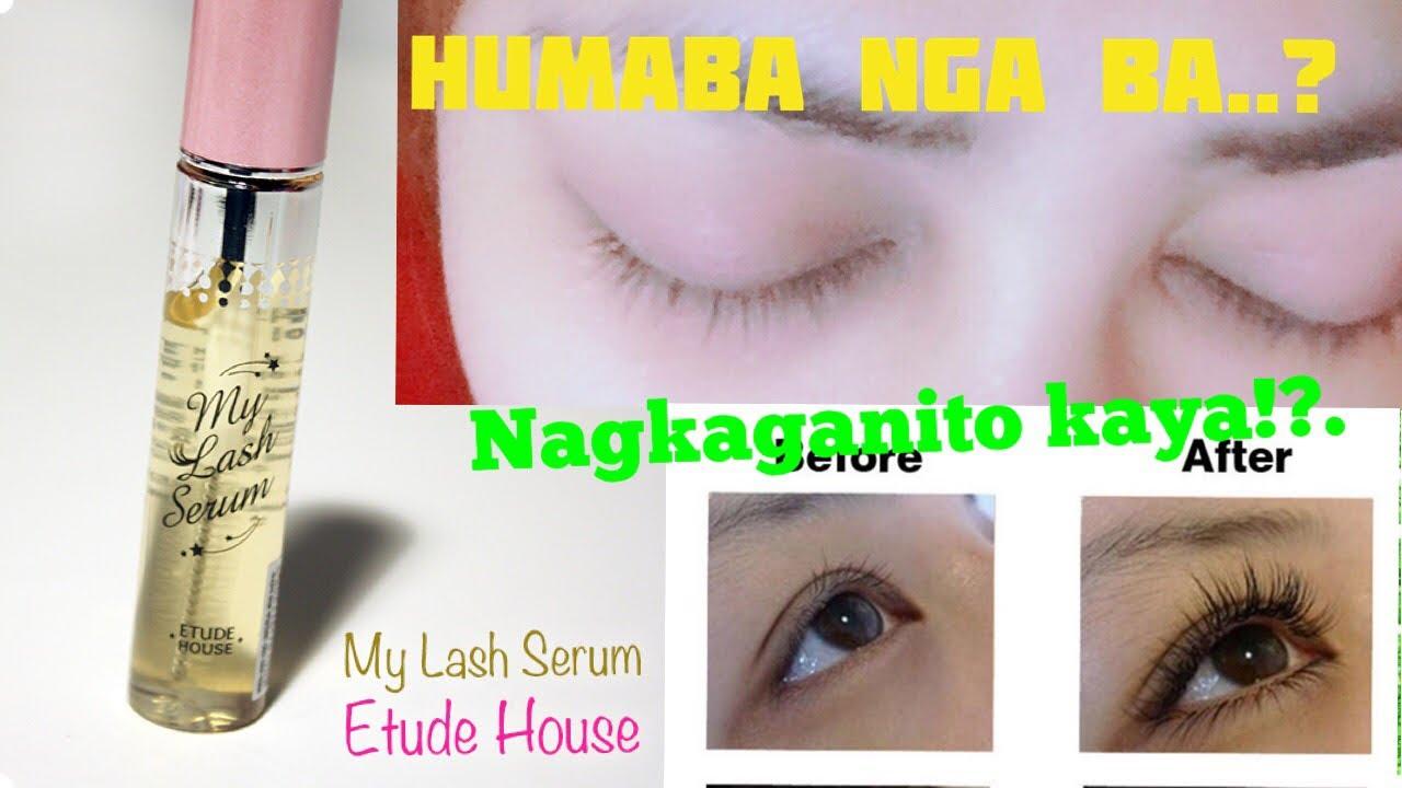 19b119ff433 ETUDE HOUSE (My Lash SERUM) - YouTube
