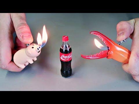 8 Weirdest Lighters Ever Made!