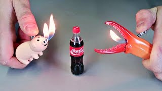 8 Weirdest Lighters Ever Made! thumbnail