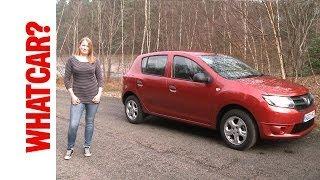 Dacia Sandero 2013 Videos