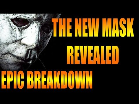 Halloween 2018: The New Michael Myers Mask Revealed!