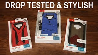 Protect your Samsung Galaxy Note 9 with these Cases (Drop Tested)