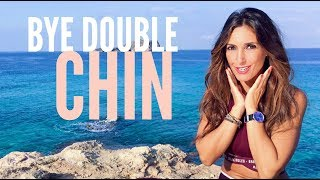 7 Facial Exercises to Lose Face Fat | Remove Double Chin