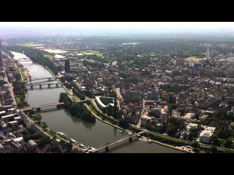 Commerzbank Tower Frankfurt Germany (Eni GoPro)