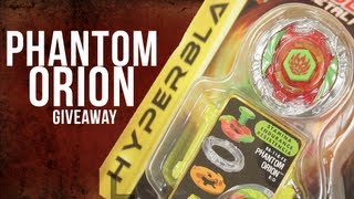 GIVEAWAY TIME! - Phantom Orion B:D Hasbro - Beyblade Hyperblade: Metal Fury *CLOSED*
