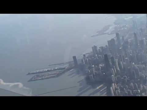 Take Off from Chicago O'Hare Airport 2013 - American Airlines